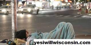 Relawan Muslim Wisconsin Bantu Tunawisma di Amerika