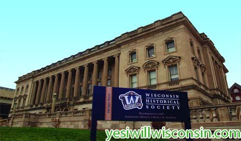 Cara Menyumbangkan Barang ke Wisconsin Historical Society