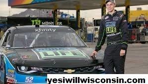 Pengemudi NASCAR Joey Gase Membawa Kesadaran Donasi Organ ke Jalur Wisconsin